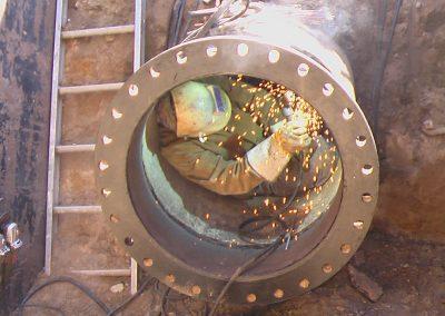 pipe welding Kaysville, Utah