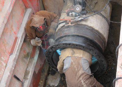 pipe welding, Millcreek, Utah