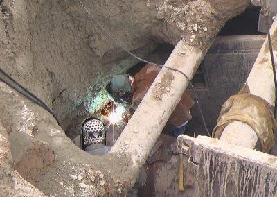 pipe welding Kaysville, Utah welder
