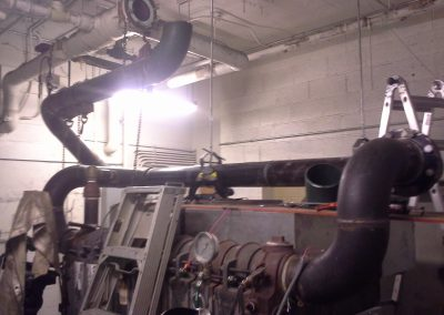 Boiler Steam Pipe Welding thefirekettle.com Weber County, Utah