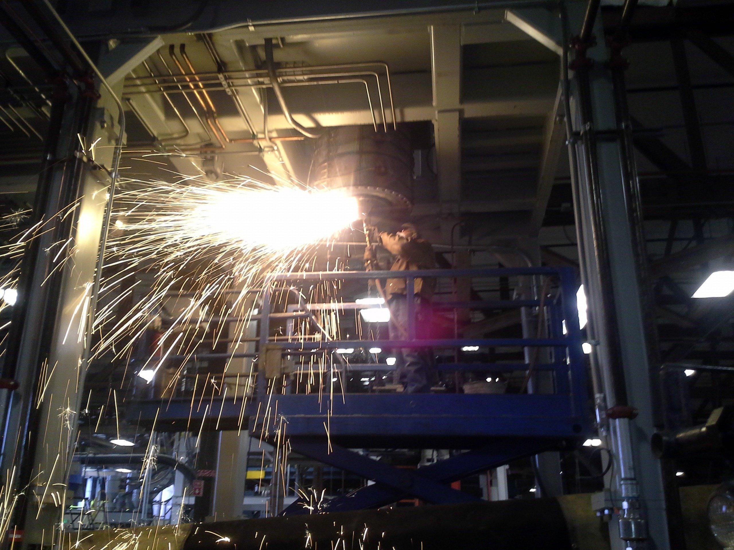 Certified Structural Welding Aws D 1 1