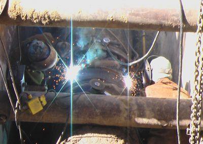 welding in Holladay, Utah pipe welders