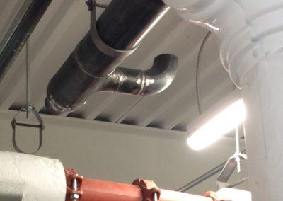 Gas Main Installation, Marriott, pipe welding Salt Lake County, Utah