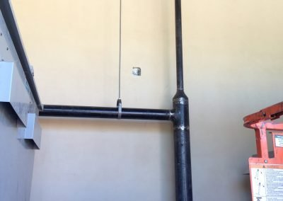 Gas Main Installation, Marriott Hotel, Salt Lake City, Utah