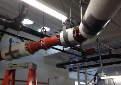 Gas main welding. Mobile welders Kaysville, Utah