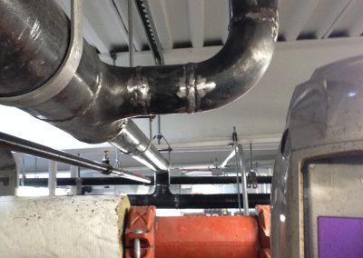 Gas main welding pipe welder Bountiful, Utah